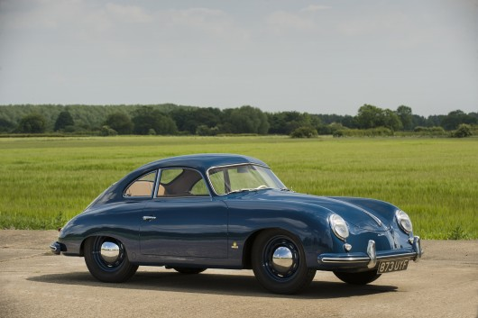 1952 Pre A Bent screen Porsche 356 Coupe LHD