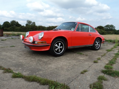 1972 911 2.4S Coupe