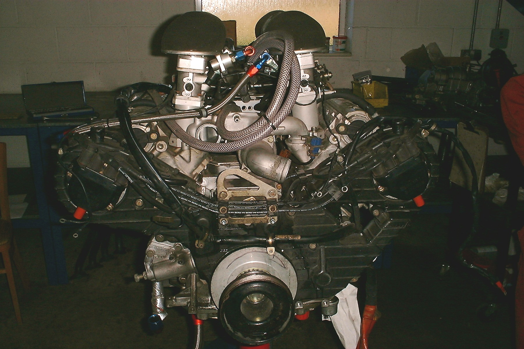 928 GTS race engine development - Gantspeed Engineering